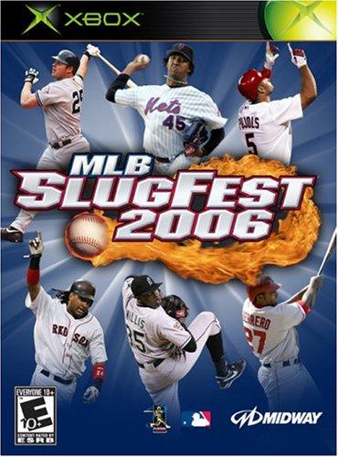 MLB Slugfest 2006 - Xbox -