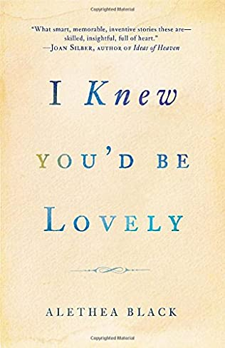 book cover of I Knew You\'d Be Lovely