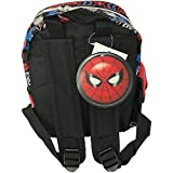 Ruz Spider-Man Home Coming Toddler Backpack Bag - Not Machine Specific