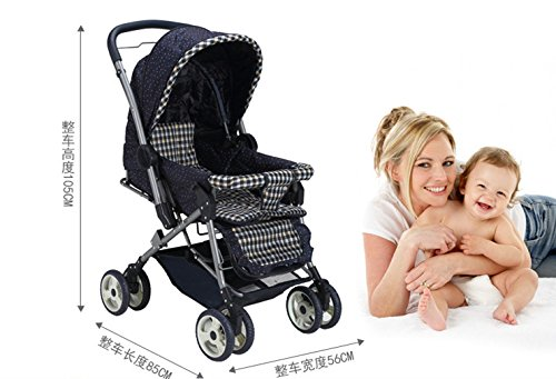 landscape aluminum baby trolley baby prams and pushchairs cochecito bebe poussette pliante portable by vory (Image #6)