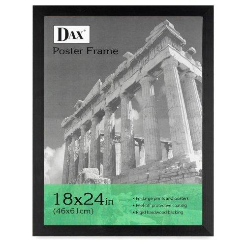 DAX2863V2X - Burnes Ebony Wood Poster Frame Ebony Wood Poster Frame