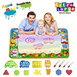 Best Gifts For 1 Year Old Girls Waters - weird tails Water Doodle Mat for Kids Review
