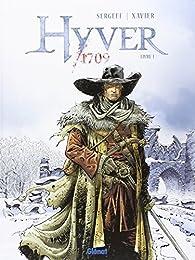 Hyver 1709, tome 1 par Nathalie Sergeef
