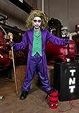 Rubie's Big Boys' Deluxe Joker Costume X-Large