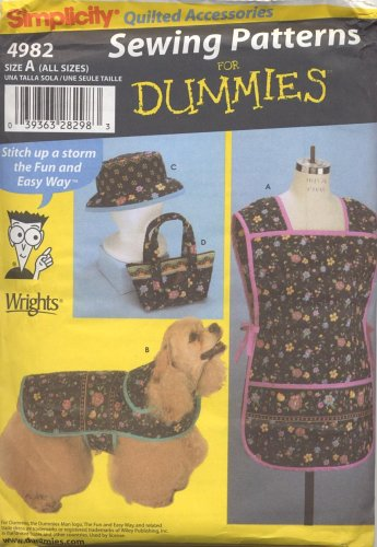 ccessories #4982 - Sewing Patterns for Dummies ()