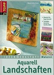Aquarelle Landschaften: Von klassisch bis experimentell