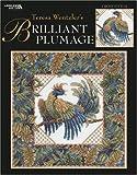 img - for Teresa Wentzler's Brilliant Plumage (Leisure Arts #3936) book / textbook / text book