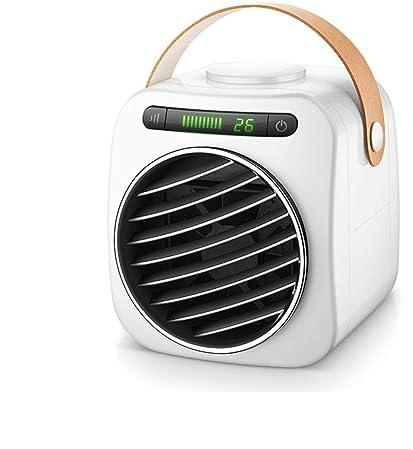Chenteshangmao Mini Ventilador De Aire Acondicionado USB/Enfriador ...