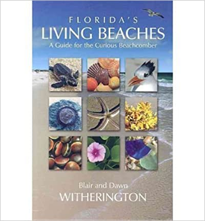 Book BY Witherington, Blair ( Author ) [{ Florida's Living Beaches: A Guide for the Curious Beachcomber By Witherington, Blair ( Author ) May - 01- 2007 ( ) } ]