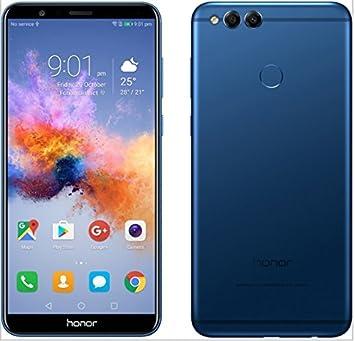 Huawei Honor 7x 4gb 128gb 5 93 Kirin 659 Amazon De Elektronik