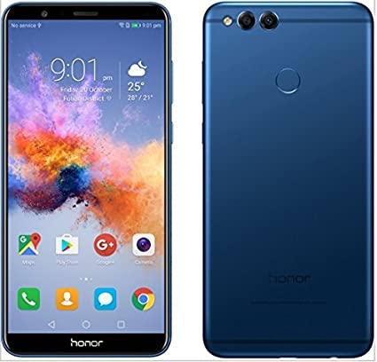 "Huawei Honor 7X 4GB+64GB - 5.93""- Kirin 659 CPU-GPU:"