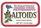 Altoids Mints - Peppermint, 1.76 oz tin, 12 count