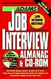 Job Interview Almanac, Adams Media Corporation Staff, 1558507094