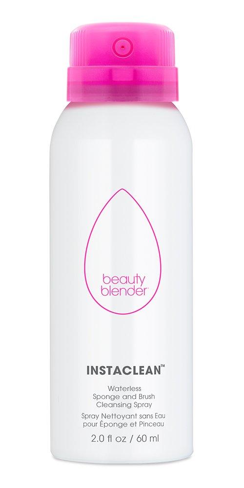 Beautyblender Instaclean Waterless Sponge & Brush Cleansing Spray, 1 oz