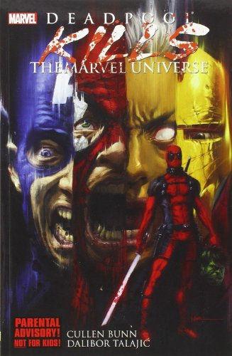 Price comparison product image Deadpool Kills the Marvel Universe