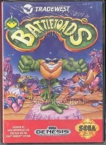 Battletoads - Sega Genesis