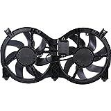 Radiator Fan Assembly for PATHFINDER 13-15 Dual Fan 2.5L/3.5L Eng.