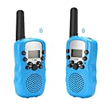Review for BROMOSE Kids Walkie Talkies 22 channel two way radio up to u... - Eva Connover - Blog Booster