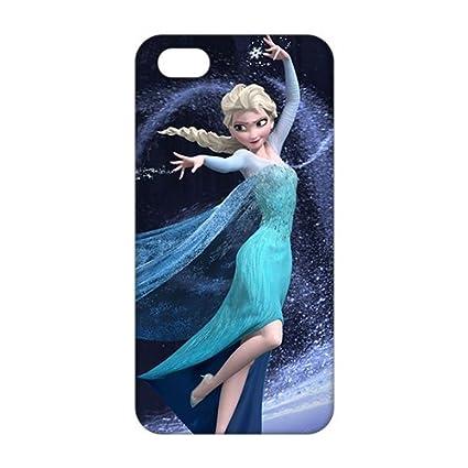 Amazon.com: Disney Frozen Princess Elsa 3D For Iphone 6 Plus ...