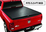 Truxedo TruXport Roll-up Truck Bed Cover | 245901 | fits 09-18 Ram 1500, 2019 Ram 1500, 5.7' Bed