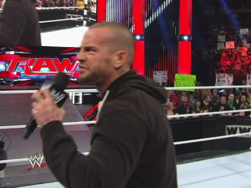WWE Monday Night Raw - January 28, 2013