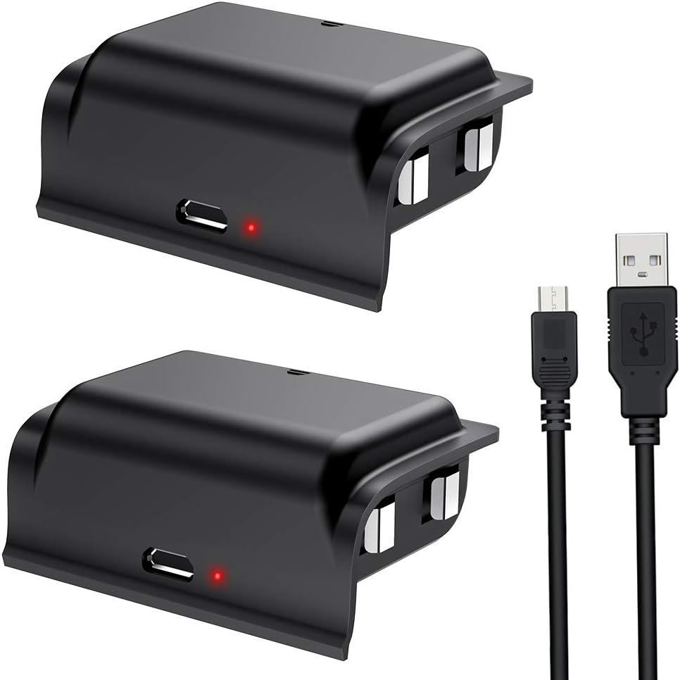 BEBONCOOL 2 baterías de 1200 mAh: Amazon.es: Electrónica