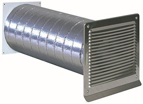 Canalizado ISO Muro Buzón Tubo 150 mm de diámetro exterior ...