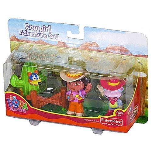 Dora the Explorer Cowgirl Adventure Set