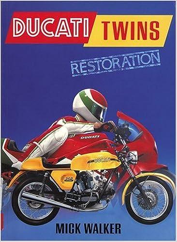 Cool Ducati Twins Restoration Motorbooks Workshop Amazon De Mick Wiring Digital Resources Indicompassionincorg