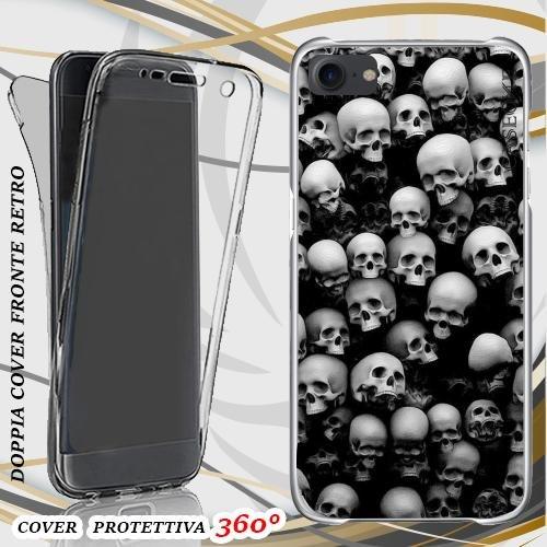cover fronte retro iphone 7