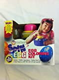 Dudley's Spin an Egg Coloring Kit