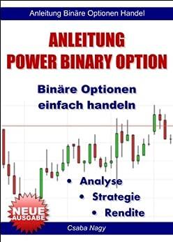 Energy binary options