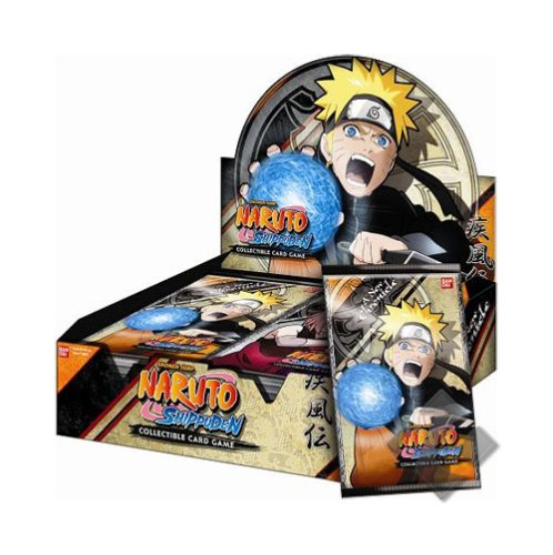Naruto CCG Card Game A New Chronicle Booster Box 24 Packs [Toy]