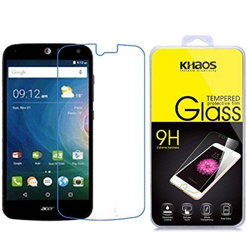 Tempered Glass for Acer Liquid Z330 (Clear) - 7