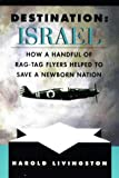 img - for Destination: Israel: How a Handful of Rag-Tag Flyers Helped to Save a Newborn Nation book / textbook / text book