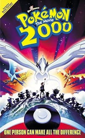 Amazon Com Pokemon The Movie 2000 Movies Tv
