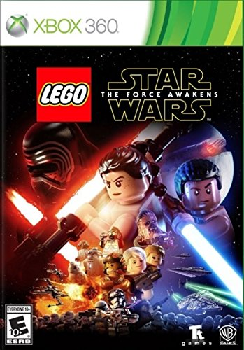 LEGO Star Wars: The Force Awakens - Xbox 360 Standard Edition Image
