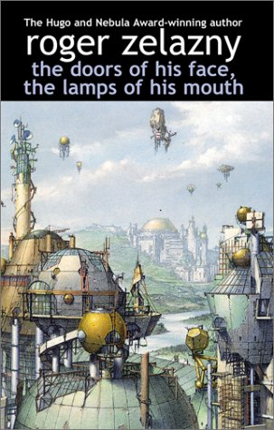 book cover of The Doors of His Face, the Lamps of His Mouth