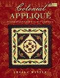 Colonial Applique, Sheila Wintle, 1564772985