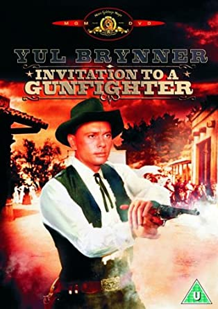 Invitation to a gunfighter dvd amazon yul brynner george invitation to a gunfighter dvd stopboris Gallery