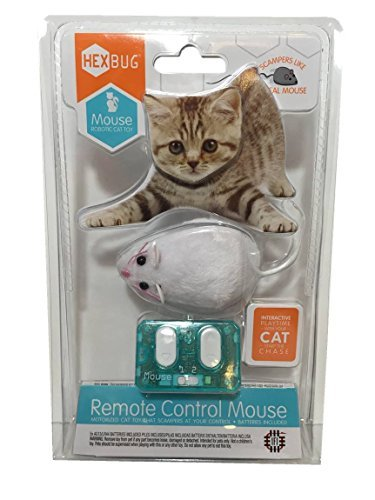 hexbug robotic mouse - 7