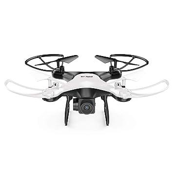 Fdragon Drone Mini RC con 720P Cámara WiFi FPV 2.4GHz ...