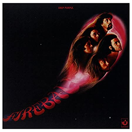 vinile fireball album deep purple|
