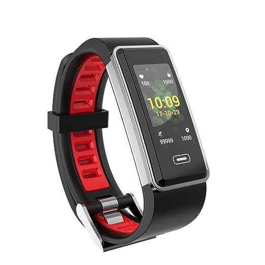 Smartwatch con pulsómetro, LCLrute 3D Dynamic Interface ...