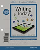 Writing Today, Brief Edition, Books a la Carte Edition Plus MyWritingLab with Pearson EText -- Access Card Package, Johnson-Sheehan, Richard and Paine, Charles, 0134116402