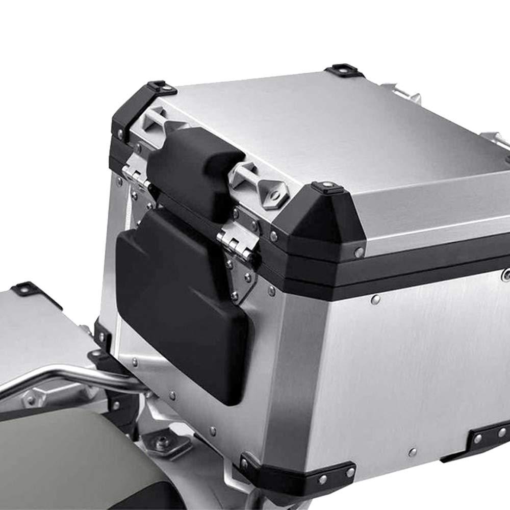 Passenger Backrest Pad For Aluminium Topcase Rear Box For BMW F800GS F800GS Adventure R1200GS R1200GS Adventure R1250GS R1250GS Adventure