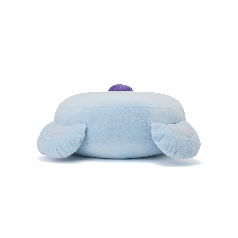 LINE FRIENDS BT21 Official Merchandise KOYA Smile Decorative Throw Pillows Cushion, 16.5 Inch by LINE FRIENDS (Image #4)