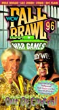 WCW Fall Brawl 96: War Games [VHS]