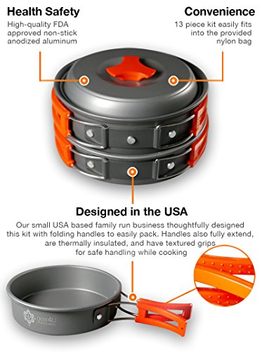 Image Result For Mallome Camping Cookware Amazon