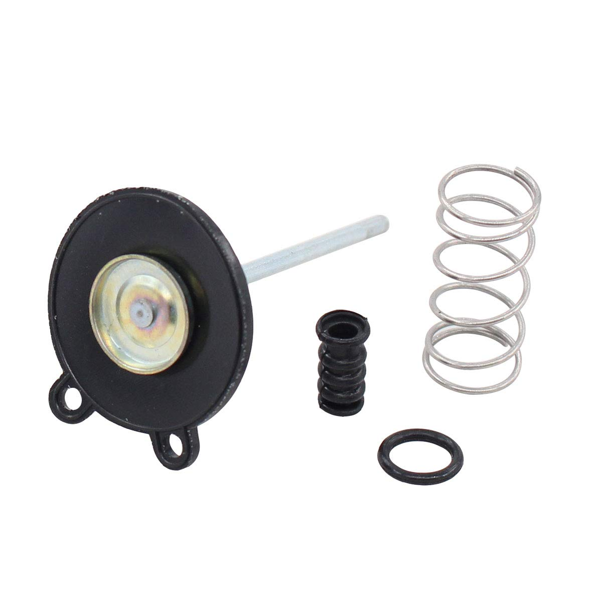 MOTOKU Carburetor Carb Accelerator Pump Diaphragm Rebuild Repair kit for Honda GL500 CX500 CM450 CX500 GL1100 GL1100I Goldwing Aspencade Interstate